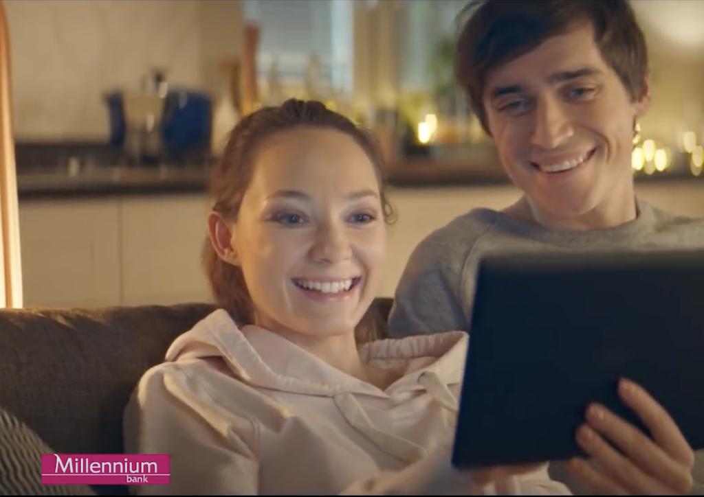 Karolina Dziuba reklama aktorka